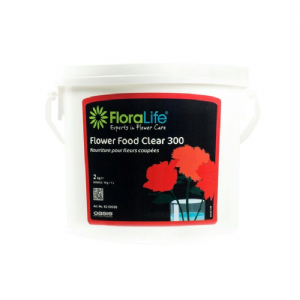 FLORALIFE CLEAR VASE SOLUTION 2kg TUB